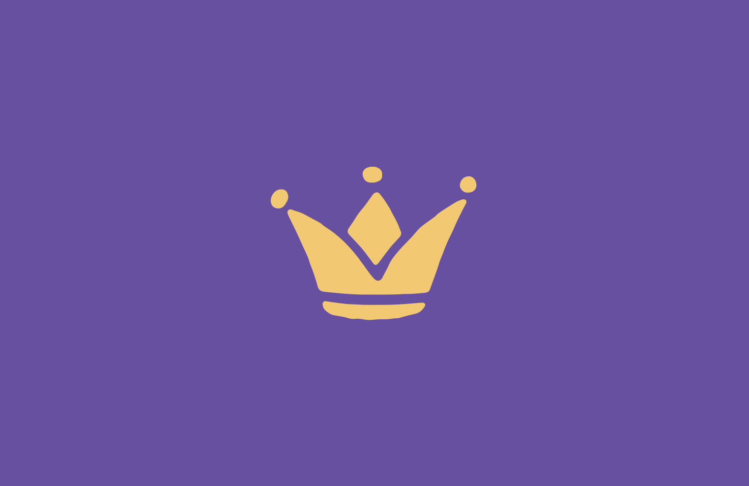 Placeholder Image of Yellow Crown on Purple background
