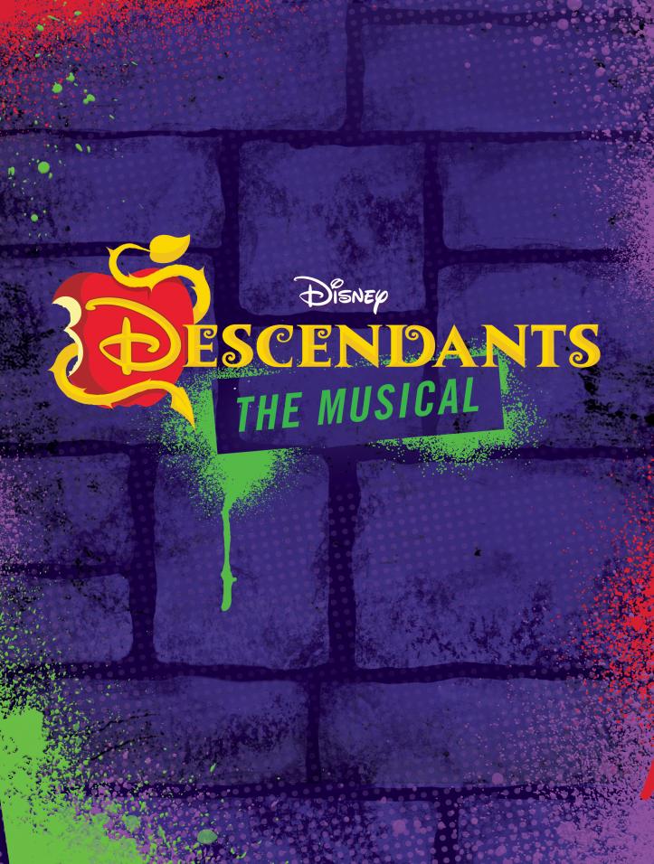 Disney's Descendants logo